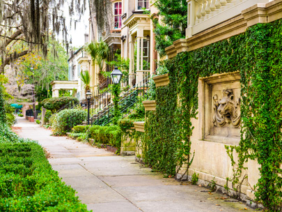 Savannah Historic Homes